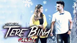 Tere Bina Song Lyrics
