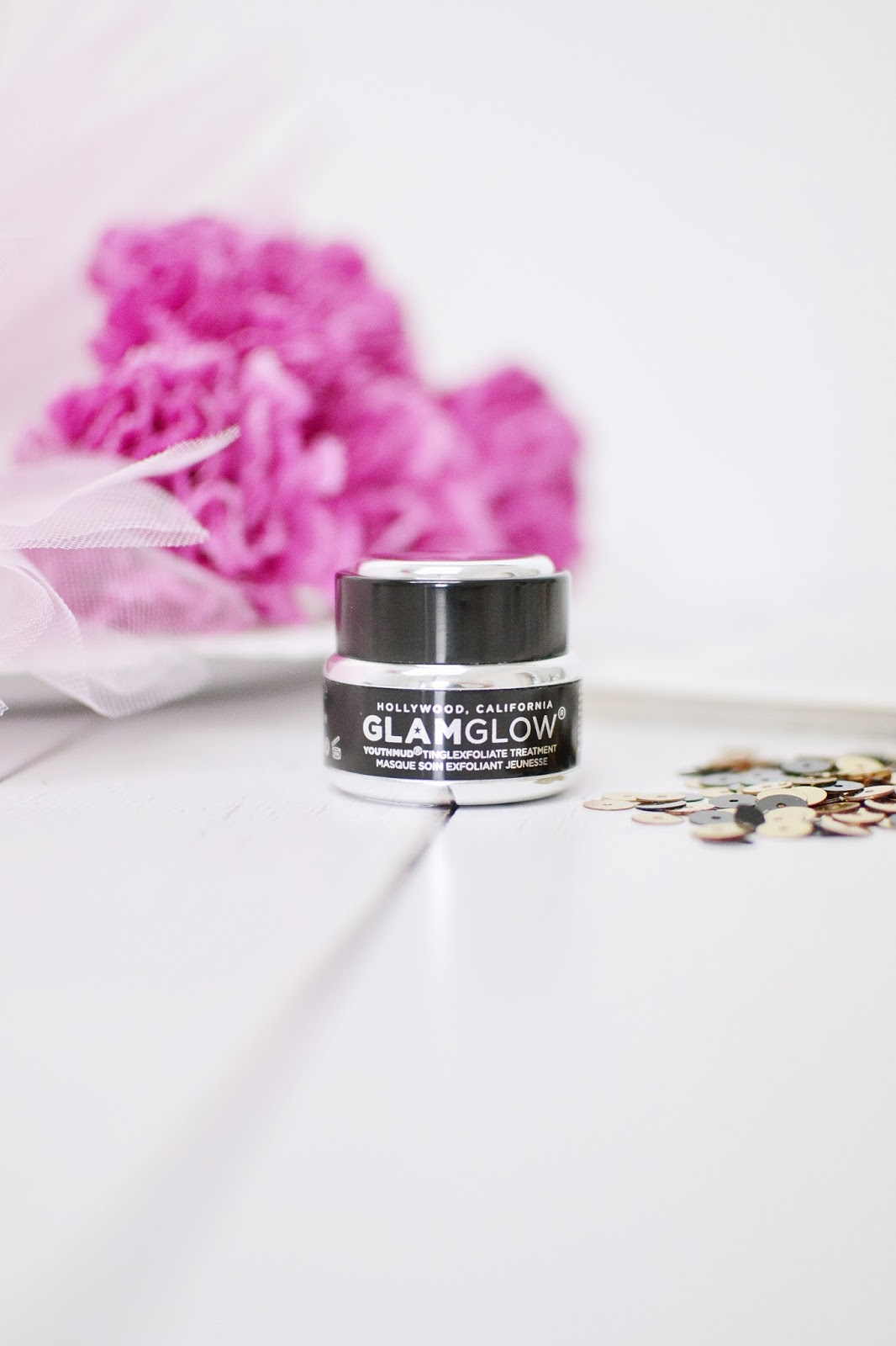 GLAMGLOW YOUTH MUD MASK & THIRSTYMUD HYDRATING TREATMENT