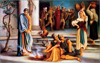 Understanding Why Peter Denied Jesus Thrice