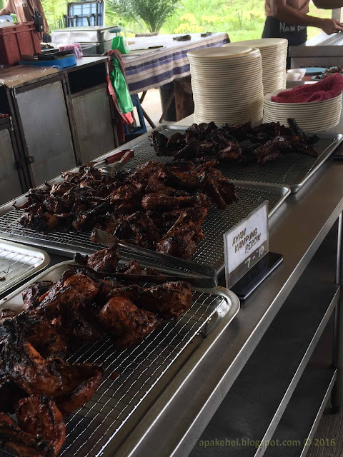 Ayam Kampung Percik