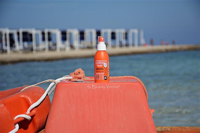 solare, trattamento solare, le marine, solare snellente tonificante. dr taffi, protezione solare, spf 30