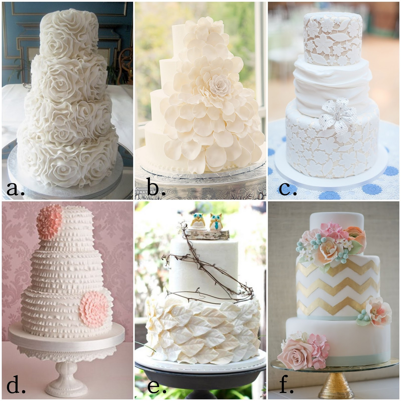 The Most Amazing Wedding Cakes Of 2013: Crowning Celebrations: Crowning Inspiration: 2013 CAKE TRENDS