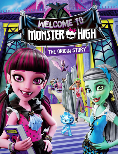 Ver Monster High: Bienvenidos a Monster High (2016) Online