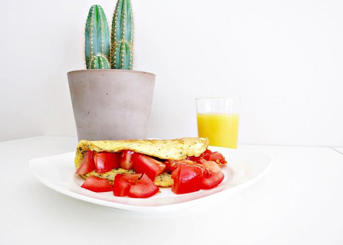 Frühstücksomelette