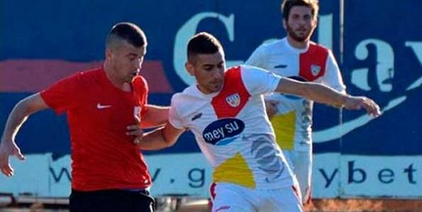Sancaktepe Belediyespor 'a Kıbrıslı golcü!