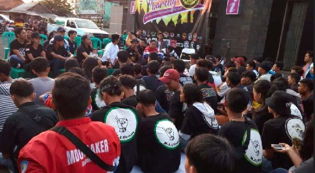 Inilah People Power, Gerakan Damai 22 Lintas Komunitas di Ciamis
