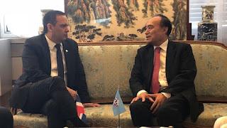 Indotel se integró a discusiones en Simposio Mundial de Reguladores que la UIT celebró en Ginebra Suiza