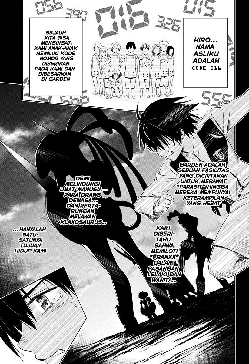 Darling In The FranXX Chapter 1 Bahasa Indonesia