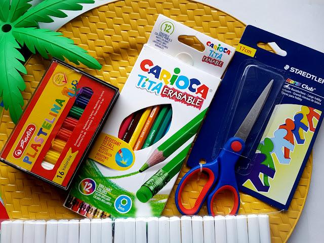 diy dla dzieci - kids diy - summer children crafts - prace plastyczne dla dzieci - wakacje z dzieckiem - kreatywnie z dzieckiem - alibiuro.pl - herlitz - artykuły plastyczne