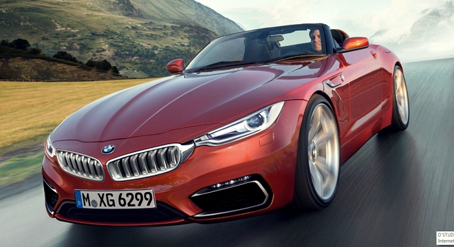 2019 Bmw Z4 Review Design Bmw Preview