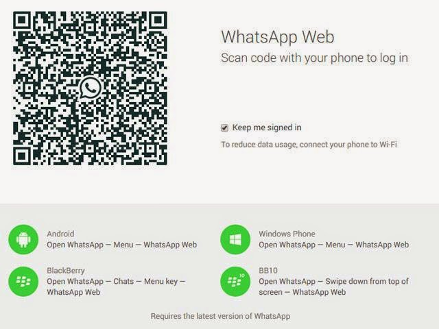 WhatsApp ya se puede usar desde tu computadora - Web
