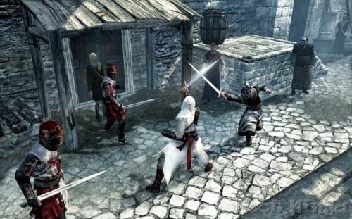 Assassins creed altair's chronicles на андроид скачать