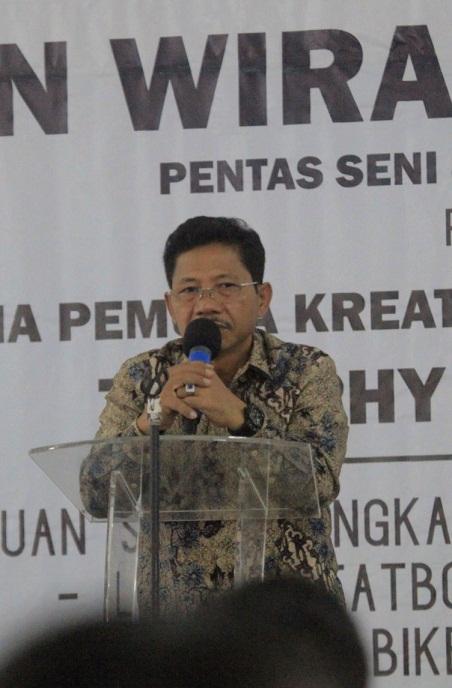 Wakil Walikota Beharap Kehadiran Pengusaha Muda