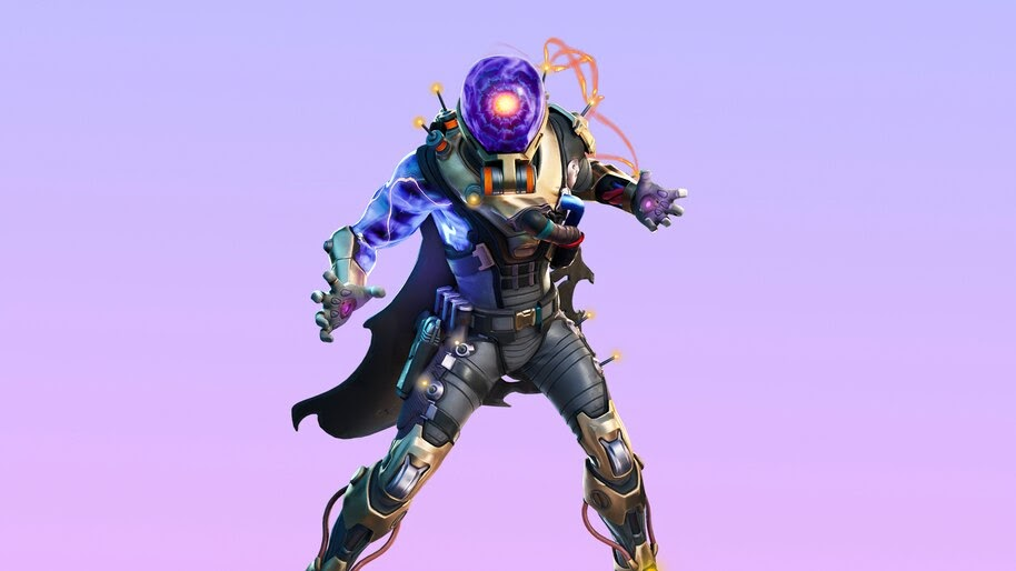 Fortnite, Cyclo, Skin, Outfit, 4K, #5.2119