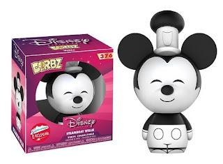 Dorbz Disney: SteamBoat Willie.