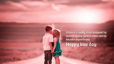Kiss Day Wishes, Messages,SMS, Quotes and  Images