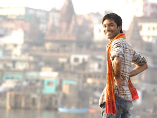 Sonam Kapoor and Dhanush in Raanjhnaa: First Look photos