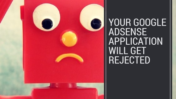adsense-application-rejected