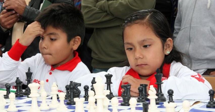 Más de 600 ajedrecistas de diez países del continente en Festival Sudamericano de la Juventud 2018 en el Colegio Claretiano