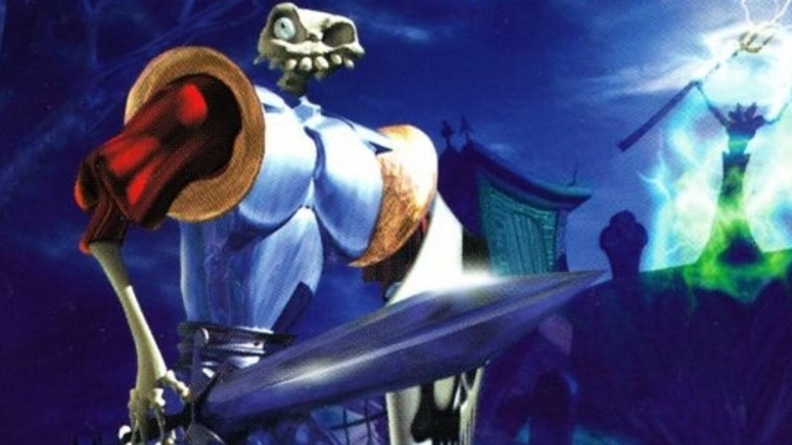 Retro Review Medievil 1998 Ow Olly Writes