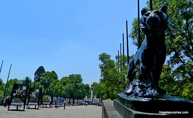 Alameda no Bosque de Chapultepec, Cidade do México