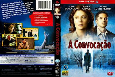 Filme A Convocação DVD Capa