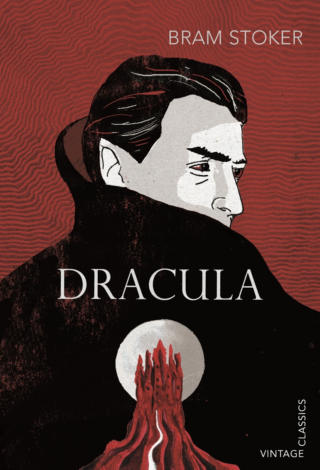 Classic Book Cover Up : Dragon dracula by bram stoker review