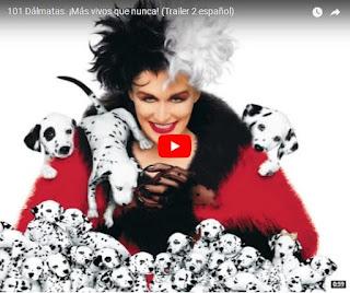 video 101 Dalmatas-ranking mejores peliculas de perros