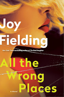 3 Suggestions on a Saturday Night with author Joy Fielding