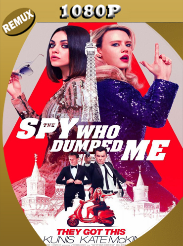 Mi Ex Es Un Espía Latino HD [1080p REMUX] Latino [GoogleDrive] TeslavoHD