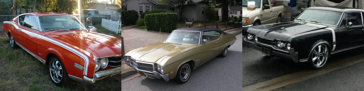Fourteen Thousand Dollar Question: Olds 442, Mercury Cyclone, or Buick Skylark