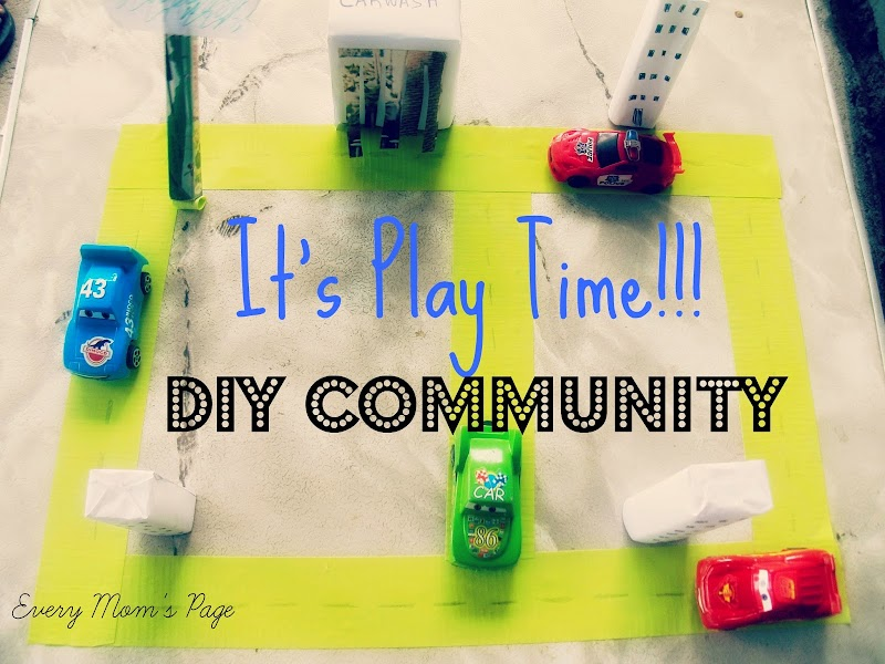 Its Play Time! #DIY Community