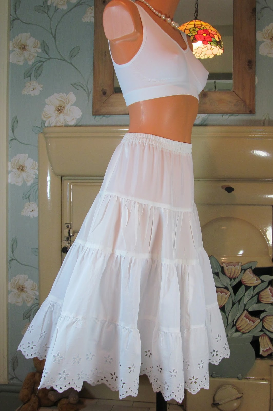 1950s Sheer Pink Blouse   VintageVirtuosa