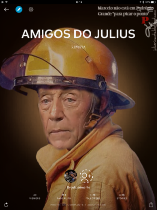 AMIGOS DO JULIUS