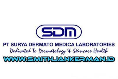 Lowongan Kerja PT. Surya Dermato Medica Laboratories Pekanbaru Februari 2018