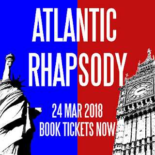 ATLANTIC RHAPSODY Concert - 24th March 2018 - Book Now!