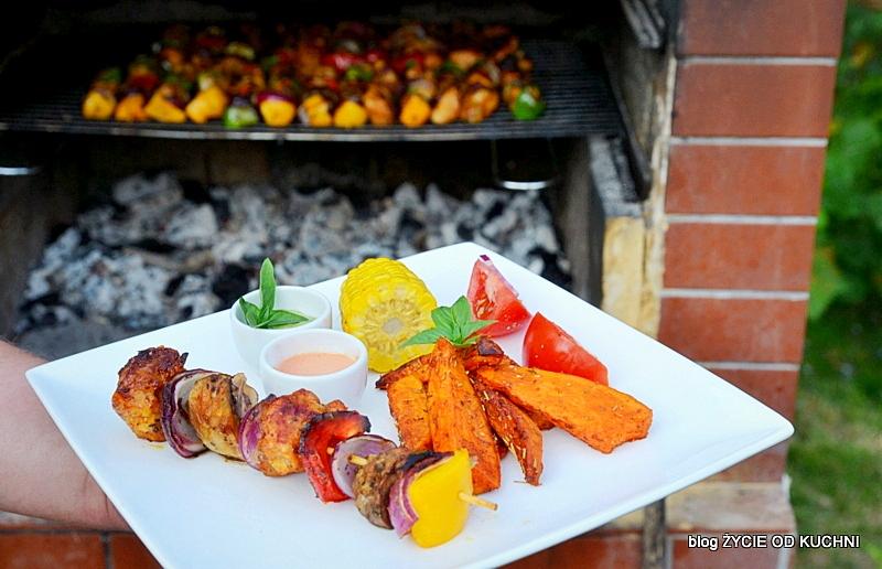 bataty, bataty pieczone, dodatki do grilla, grillujemy, co na grill, jak grillować