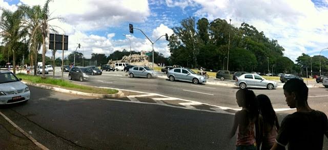 Parque Ibirapuera - Avenida Pedro Alvares Cabral