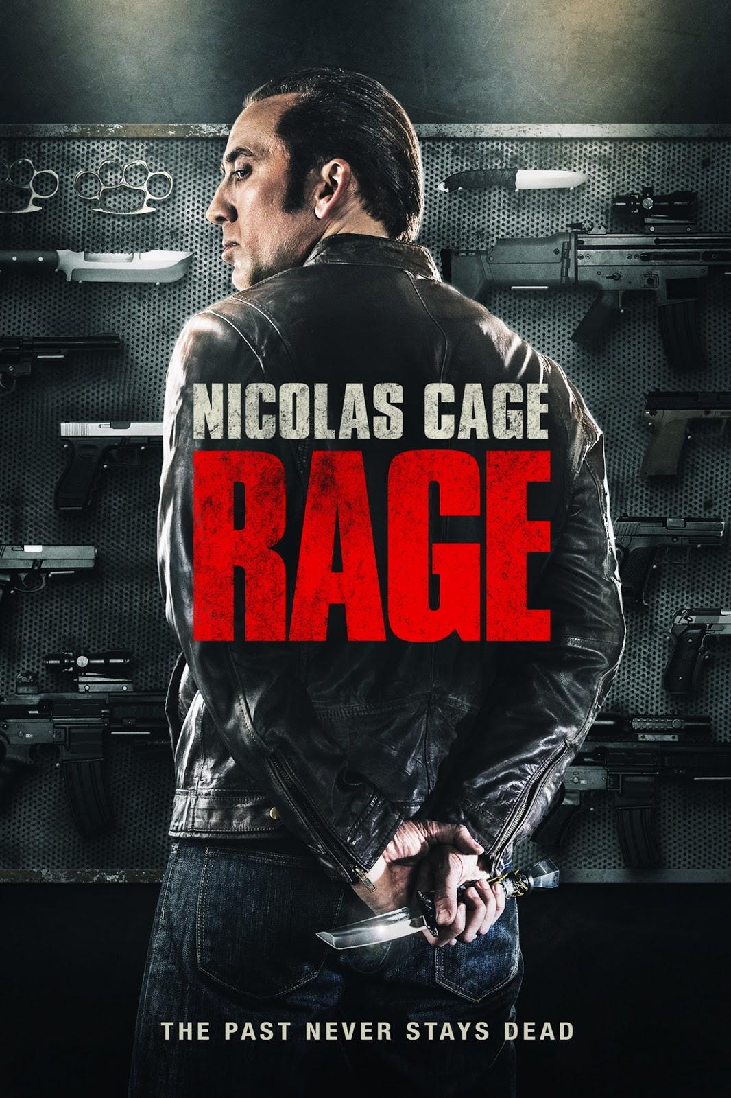 Nonton Film Rage (2014)