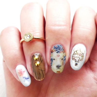 Woodland Wonder Nails
