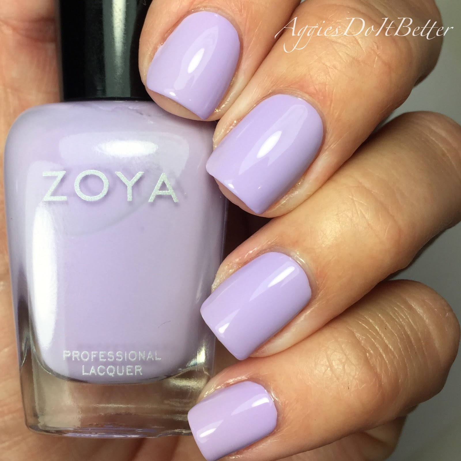 Aggies Do It Better Zoya Charming Collection For Spring 2017