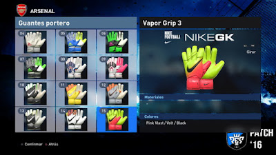 Glove Pack 34 v1.1 by Various