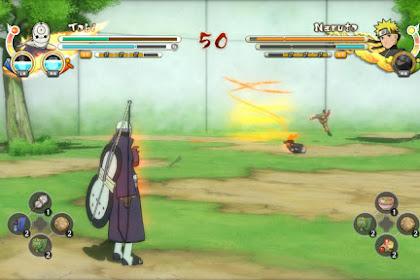 Cara Main Pake Stick Naruto Storm Revolution Dan Full Burst Pc  Tanpa Aplikasi