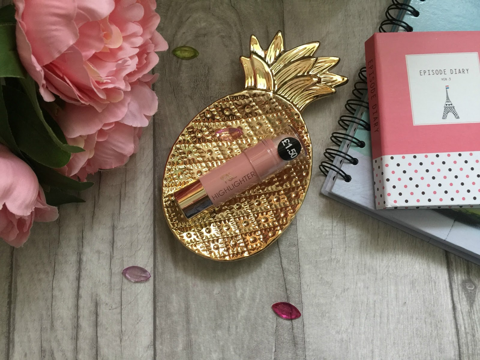 primark ps highlighter review