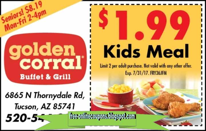 picture about Golden Corral Printable Coupons identify Golden corral buffet coupon codes printable / Wunderland coupon codes