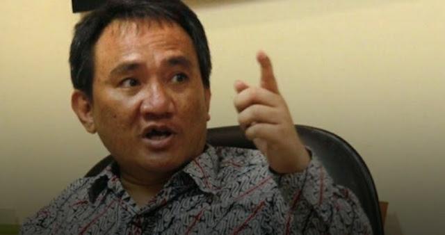 Andi Arief Akhirnya Akui Prabowo Rajin Turun Lapangan, tapi Jokowi Makin Emosian