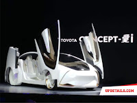 Steady!. Toyota Shows Some Unexpected Future Vehicles