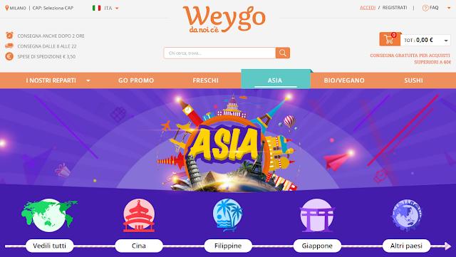 recensione weygo