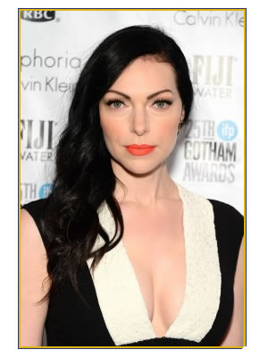 Laura Prepon consigue orden