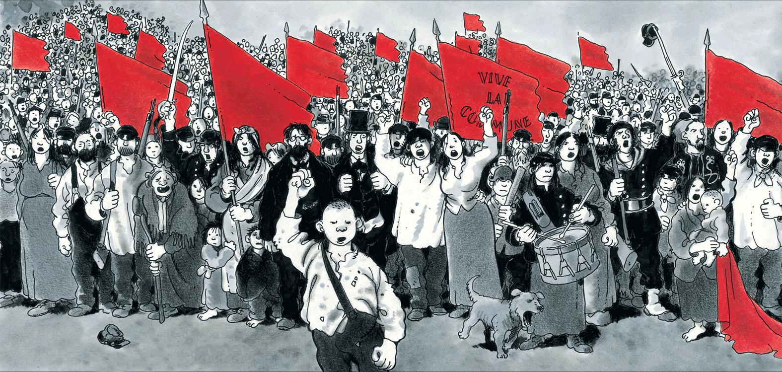 En memoria de La Comuna: cuando los trabajadores confirmaron a la ...